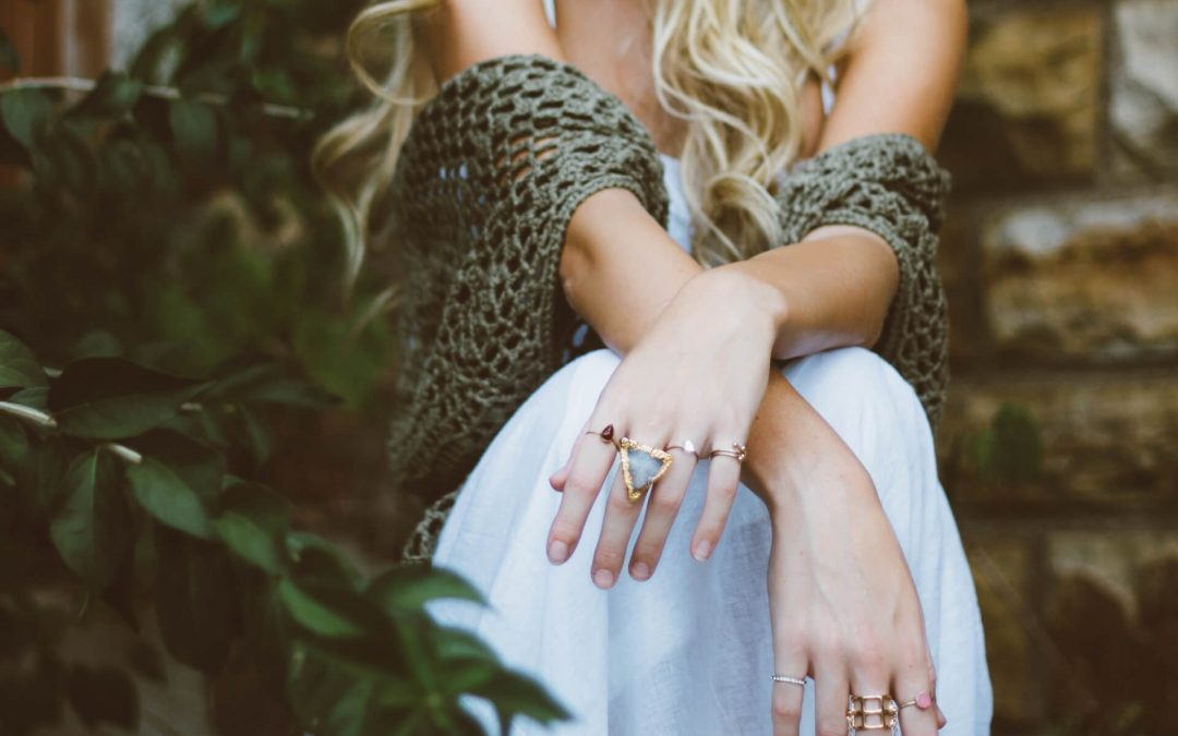 JEWELRY BECOMES SHINING ARMOR IN ROUGH TIMES