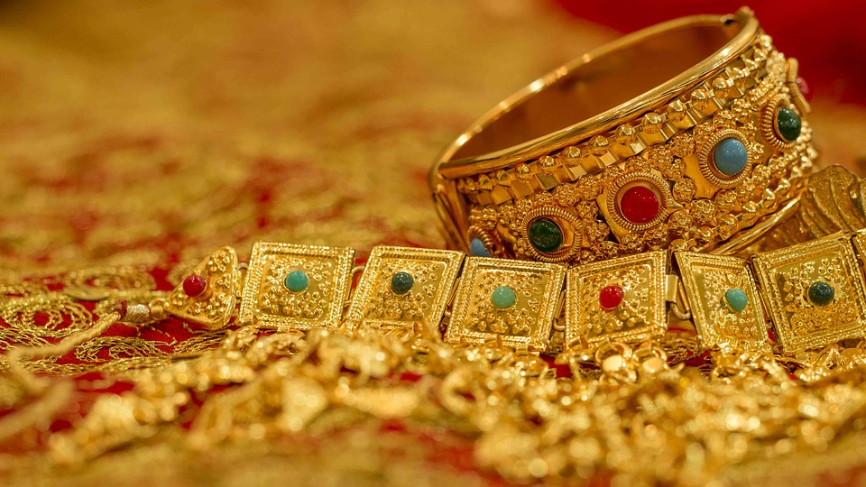 GOLD RISING HAS A WORLDWIDE IMPACT ON THE JEWELRY MARKET